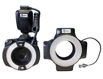 Picture of SDFI Video Light + SDFI Video Ring Flash