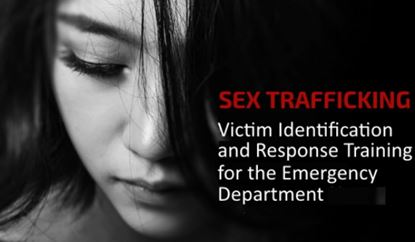 Victim Identification and Response Training for the Emergency Department