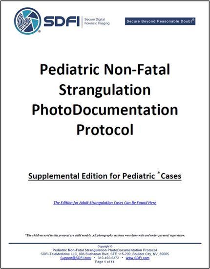 SDFI Pediatric Non-Fatal Strangulation Protocol