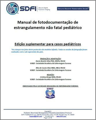 SDFI Pediatric Non-Fatal Strangulation Protocol Portuguese