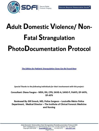 Domestic Violence Strangulation