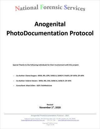 Picture of Anogenital Photodocumentation Protocol
