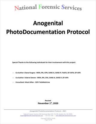 Picture of Anogenital Photodocumentation Protocol